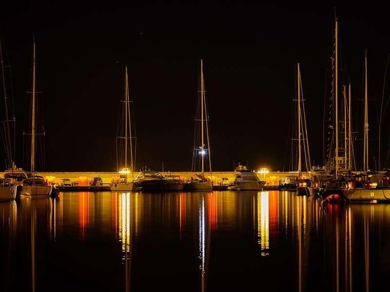 Marina in Punta Ala