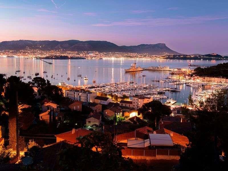 Marina in Saint Mandrier sur Mer