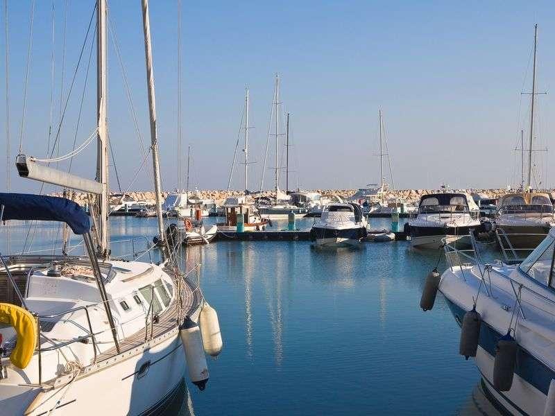 Marina in San Foca