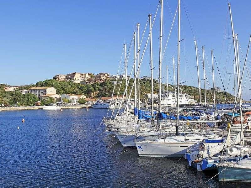Sailing in Santa Teresa Gallura