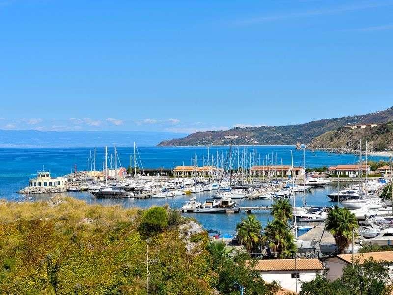 Marina in Tropea