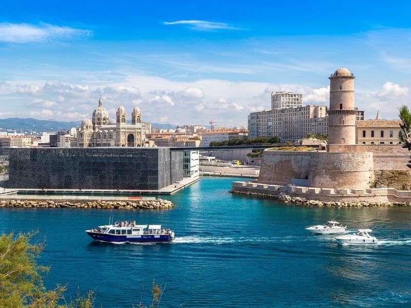 Marseille boat tours