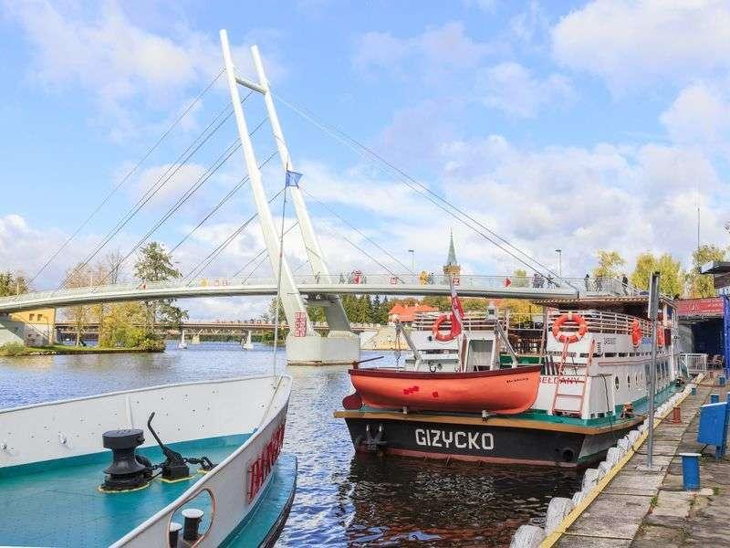 Mikolajki boat tours