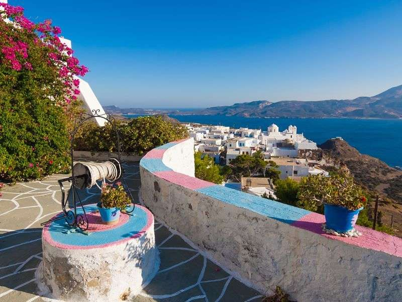 best place to stay in Milos