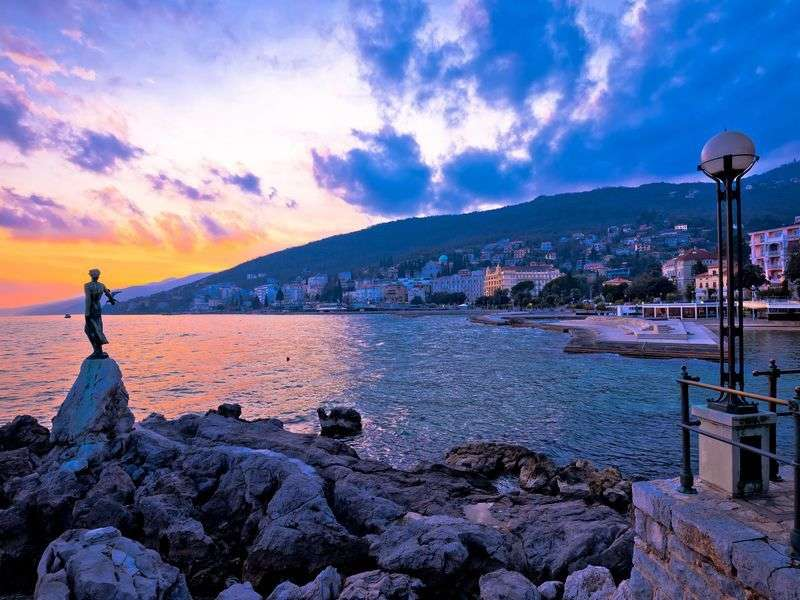 what to see in Opatija