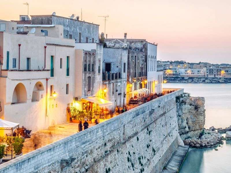 Otranto yacht vacation