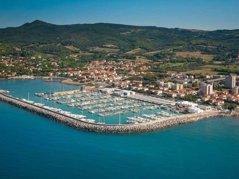Port in Castiglioncello