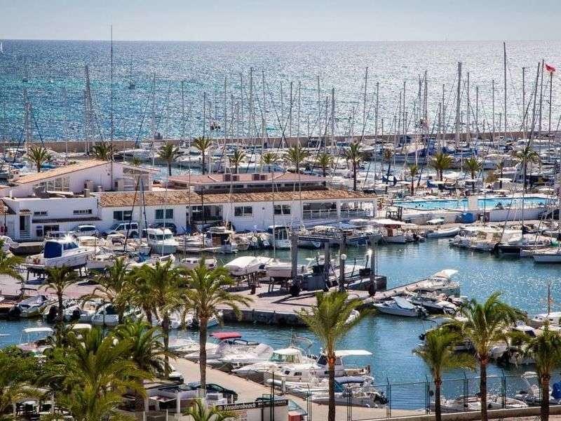 Port in El Arenal