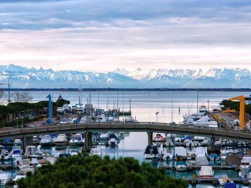 Port in Lignano Sabbiadoro