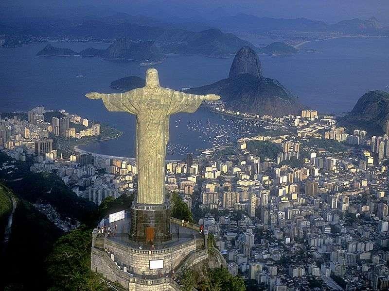 Port in Rio de Janeiro