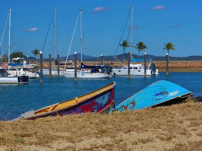 Sail in Bowen