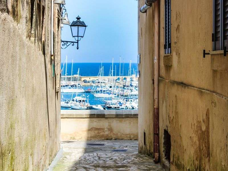 Sail in Otranto