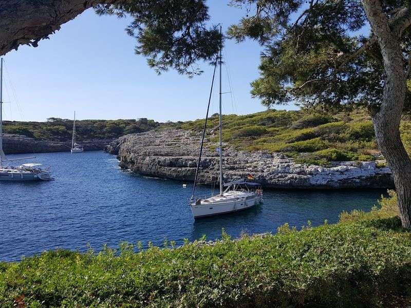 Sail in Portocolom