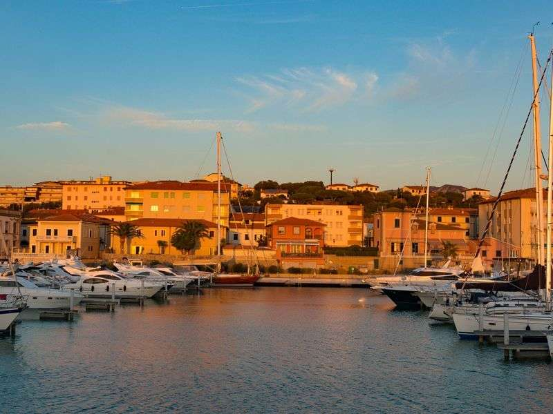 Sail in San Vincenzo