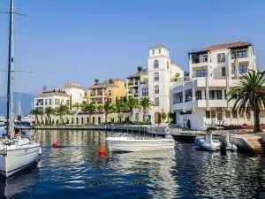 Sail in Tivat