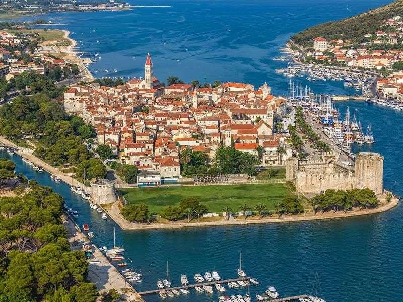 Sail in Trogir