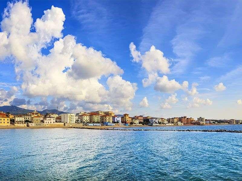 San Vincenzo yacht vacation