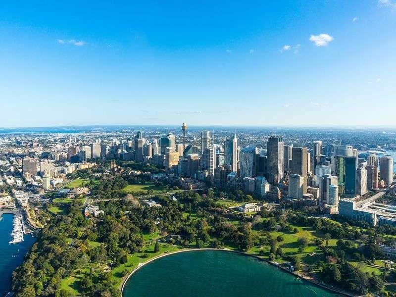 Sydney sailing adventures