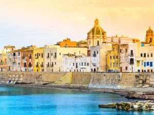 Trapani yacht vacation