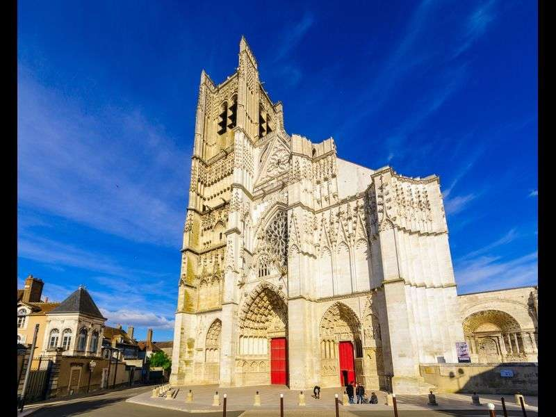 Vacations in Auxerre