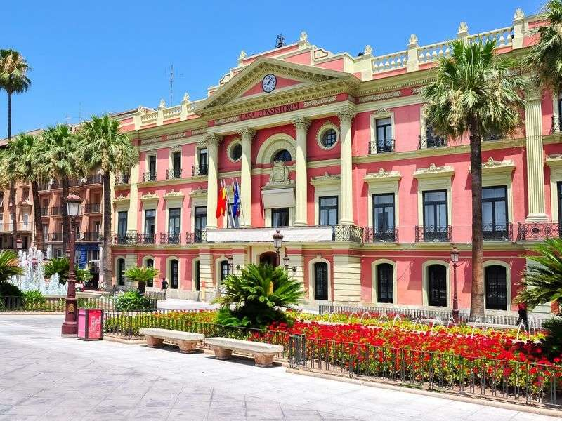 Vacations in Murcia