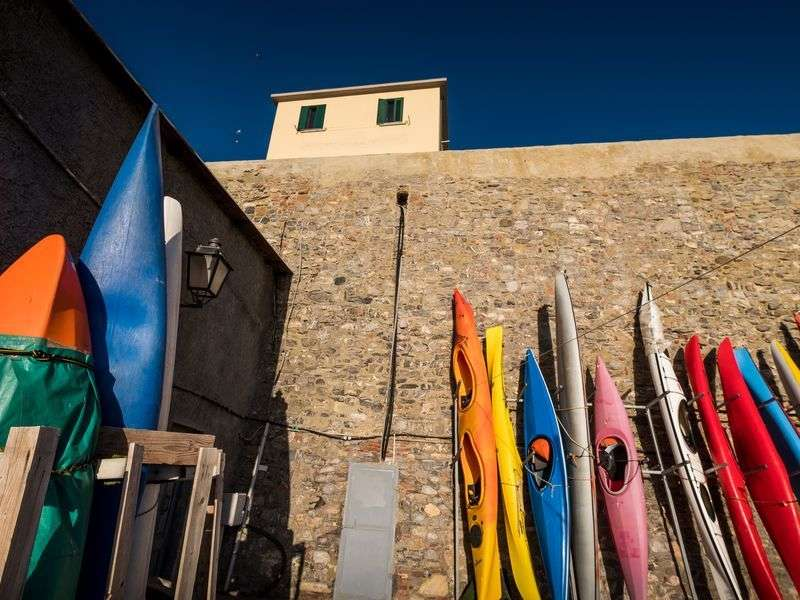 Vacations in Piombino