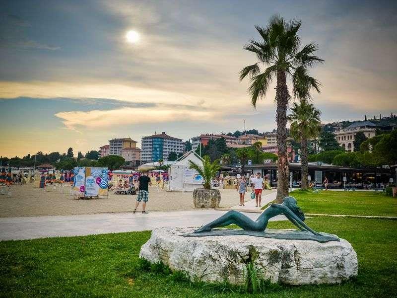 Vacations in Portoroz