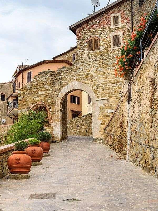 Vacations in Scarlino