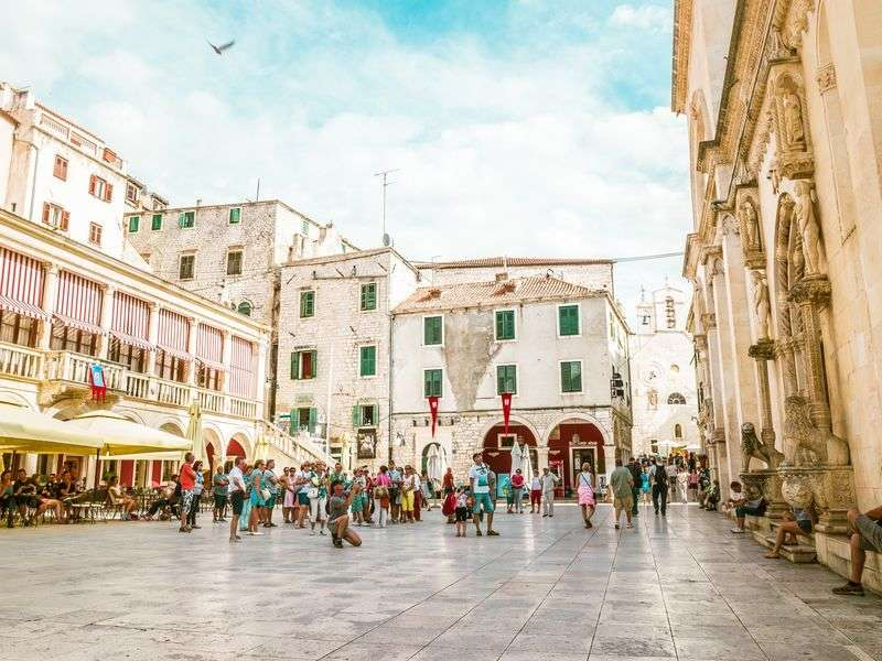 what to see in Sibenik