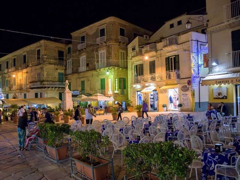 Vacations in Tropea