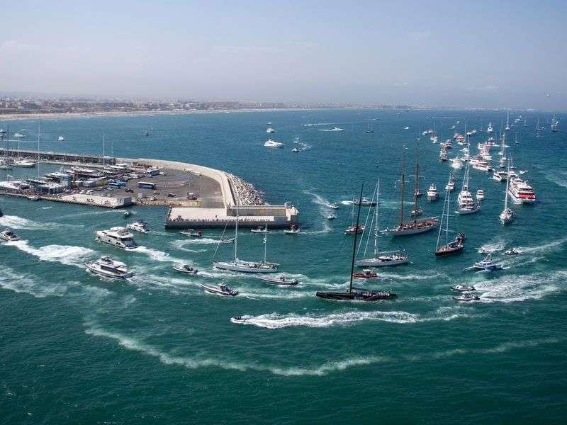 Valencia boat tours