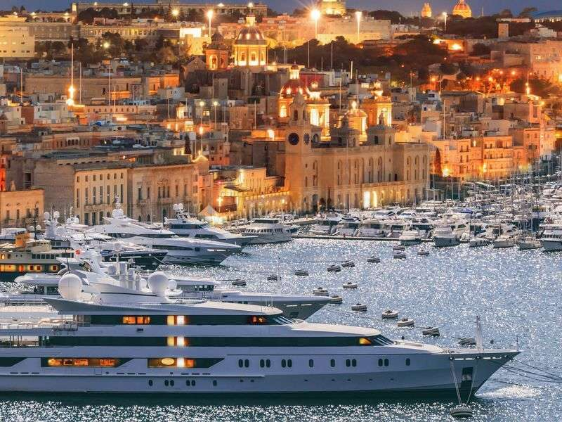 Valletta yacht week