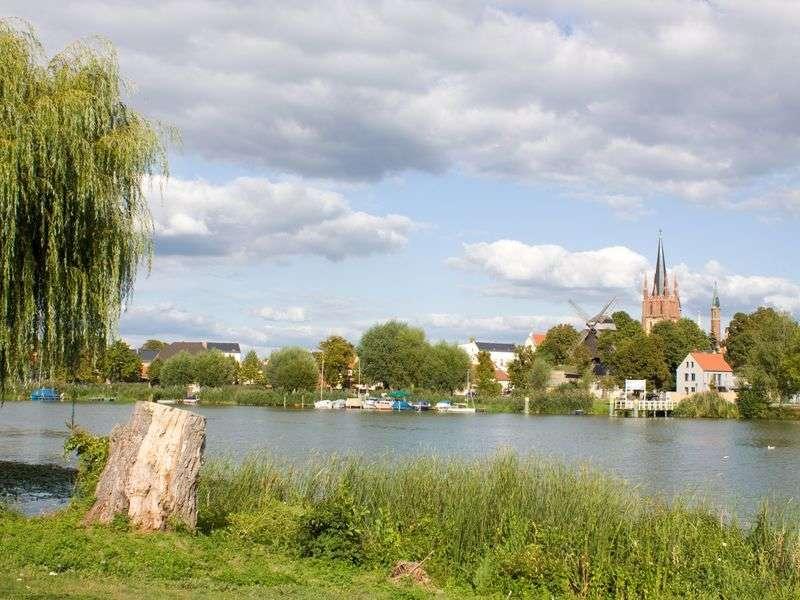 Werder boat tours