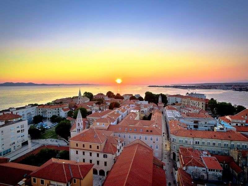 Yacht vacation in Zadar