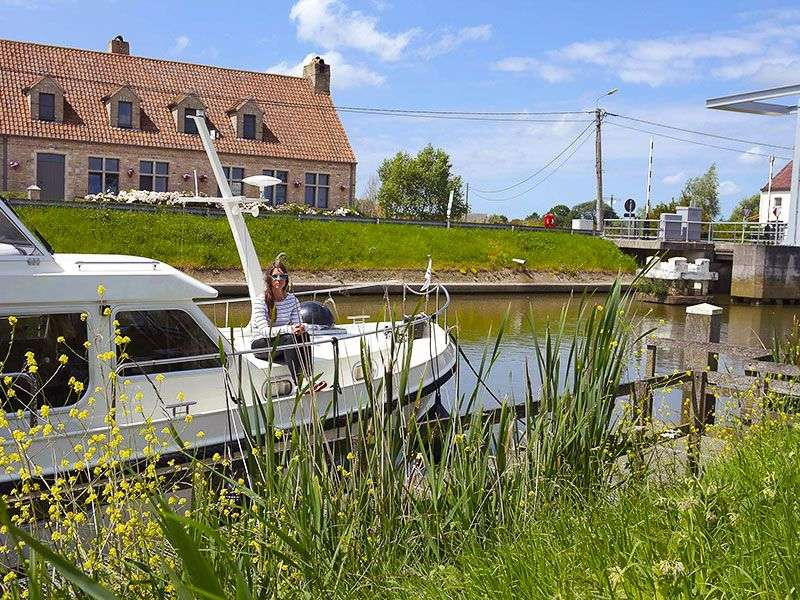 Yacht vacations in Kuurne