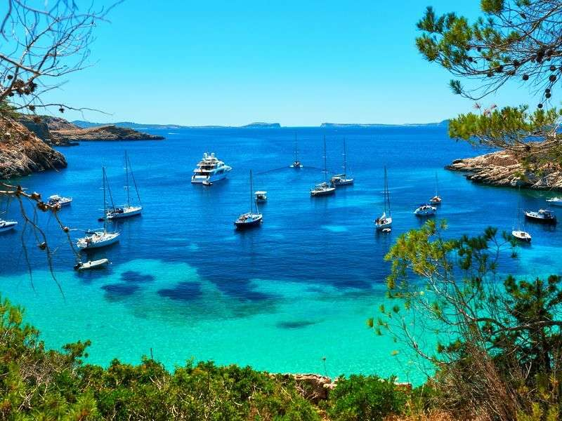 Yacht week in Ibiza