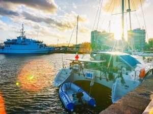 Yacht week in Olbia