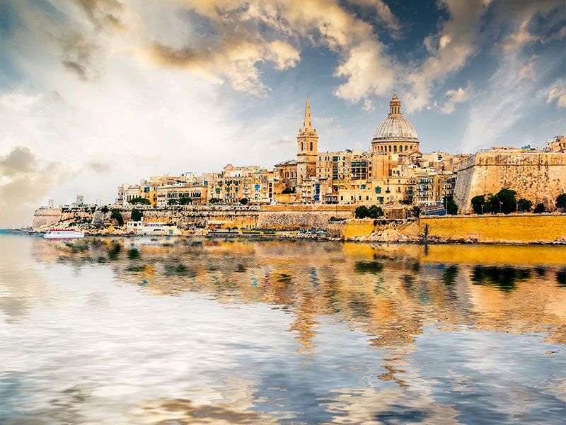 Yacht week in Valletta
