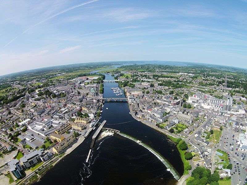 Boating in Athlone