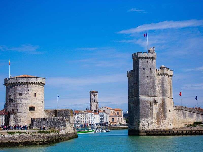 Boating in La Rochelle