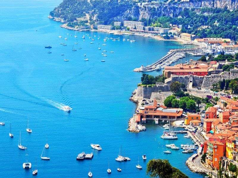 Cannes sailing trips
