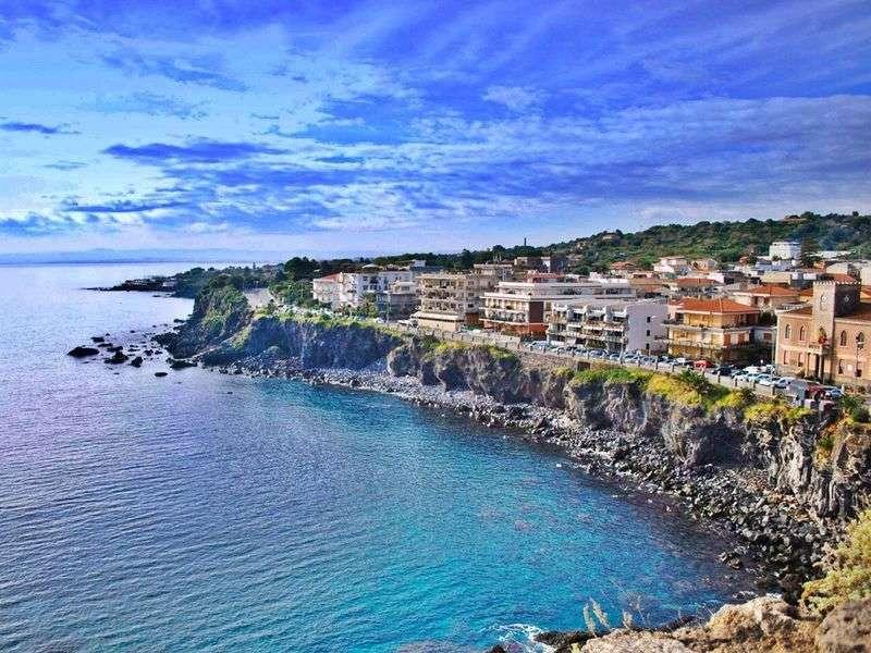 Catania yacht vacation