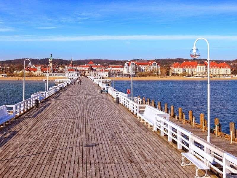 Coast of Sopot