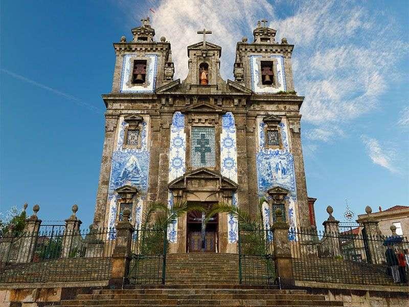 Culture sailing in Porto