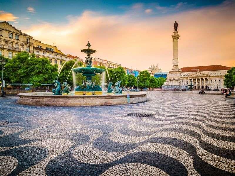 Holidays in Lisbon