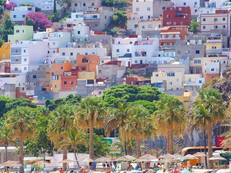 Holidays in Santa Cruz de Tenerife