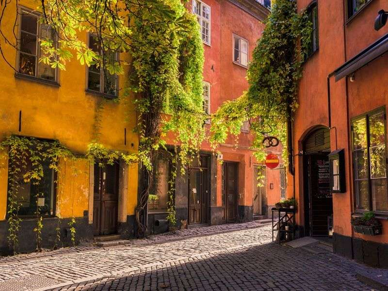 Holidays in Stockholm