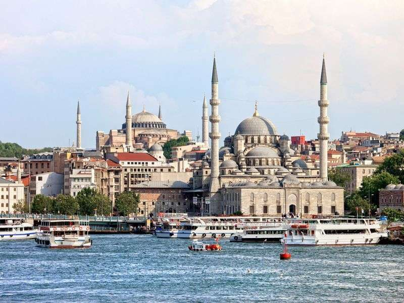 Istanbul boat tours