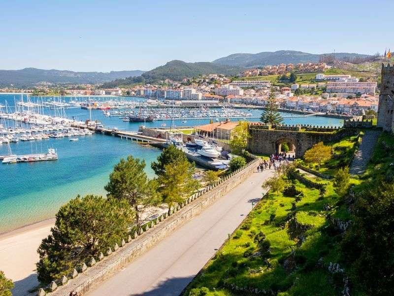 Marina in Pontevedra