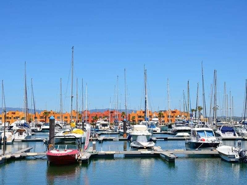 Marina in Portimao